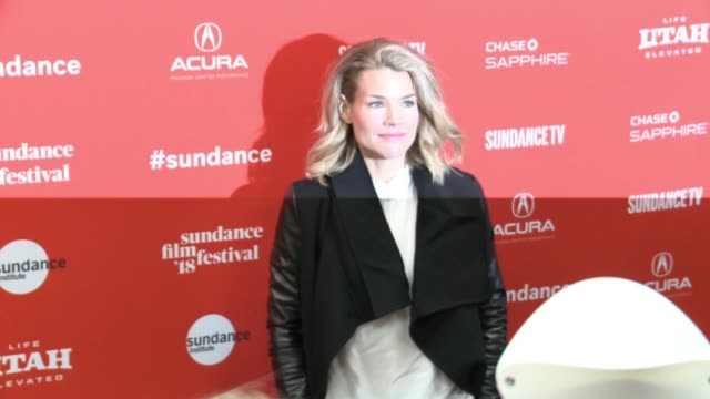 Elizabeth Chomko at the 'What They Had' World Premiere 2018 Sundance Film Festival at Eccles Center Theatre on January 21 2018 in Park City Utah