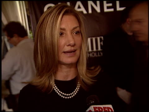 elizabeth gabler at the premiere magazine women in hollywood luncheon at the four seasons hotel in beverly hills, california on october 23, 2003. - four seasons hotel stock videos & royalty-free footage