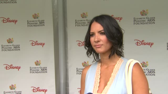 elizabeth glaser pediatric aids foundation's 22nd annual a time for heroes celebrity carnival los angeles ca united states 6/12/11 - elizabeth glaser pediatric aids foundation stock videos & royalty-free footage