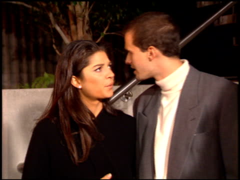elizabeth guber at the 'ready to wear' premiere on december 20, 1994. - 既製服点の映像素材/bロール