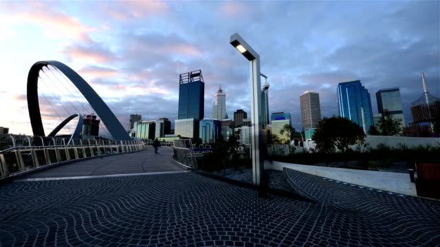 Elizabeth Quay, Perth, Western Australia and people