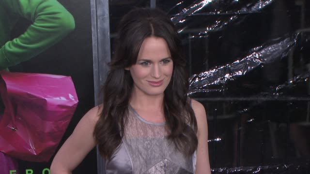 Elizabeth Reaser at 'Young Adult' World Premiere Arrivals Red Carpet New York NY United States