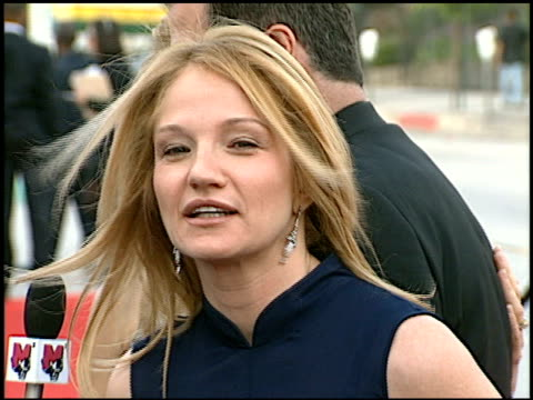 Ellen Barkin at the Blockbuster Awards at Hollywood Pantages Theater in Hollywood California on March 11 1997