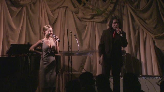 Ellen DeGeneres and Portia De Rossi host Yes On Prop 2 party at Los Angeles CA