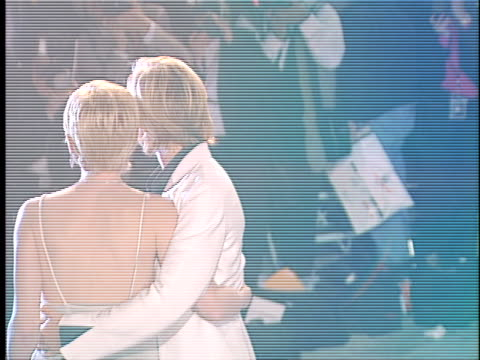 ellen degeneres at the academy awards vanity fair party 99 at mortons, west hollywood in west hollywood, ca. - anne heche stock videos & royalty-free footage