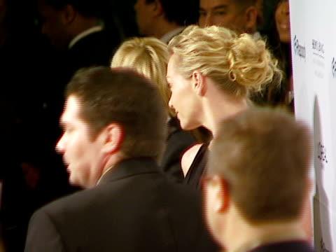 Ellen Degeneres Portia De Rossi at the Legendary Clive Davis PreGrammy Party at Beverly Hills California