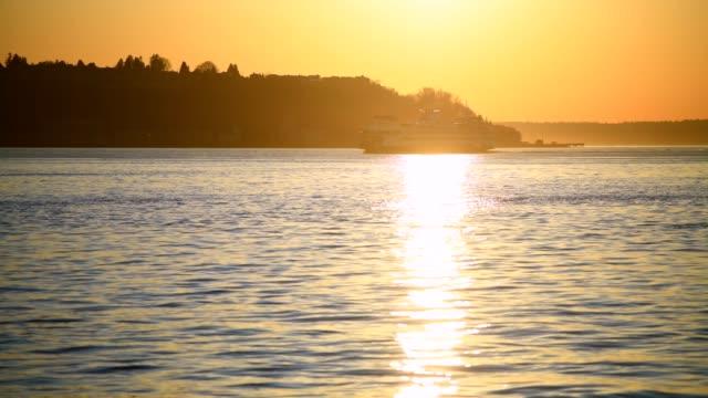 elliott bay - elliott bay stock videos & royalty-free footage
