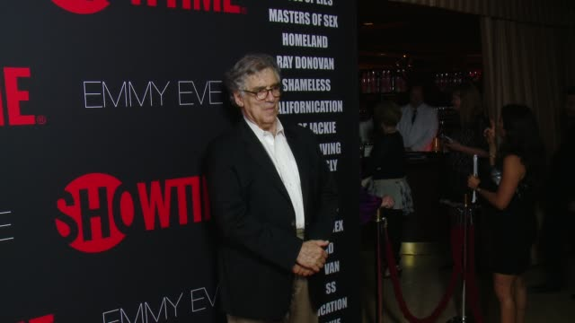 elliott gould at showtime emmys eve 2014 on august 24 2014 in los angeles california - elliott gould stock videos & royalty-free footage