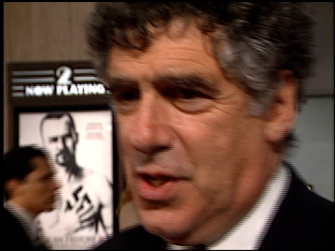 elliott gould at the 'american history x' premiere at century plaza in century city california on october 26 1998 - elliott gould stock videos & royalty-free footage