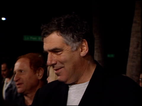 elliott gould at the 'sweet and lowdown' premiere at academy theater in beverly hills california on december 2 1999 - elliott gould stock videos & royalty-free footage