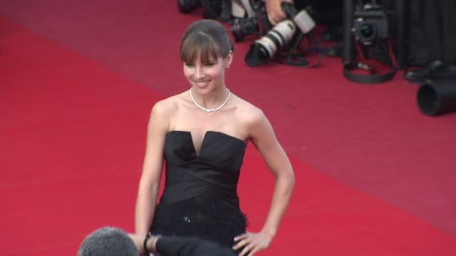 Elsa Pataky at the Cannes Film Festival 2009 Inglourious Basterds Steps at Cannes