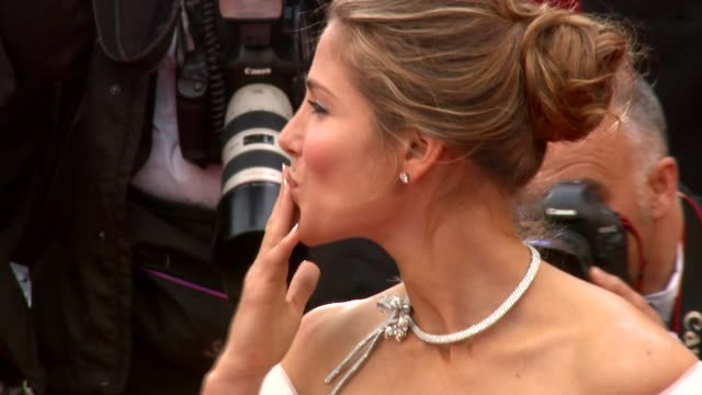 Elsa Pataky at the You Will Meet a Tall dark Stranger Premiere Cannes 2010 Film Festival at Cannes