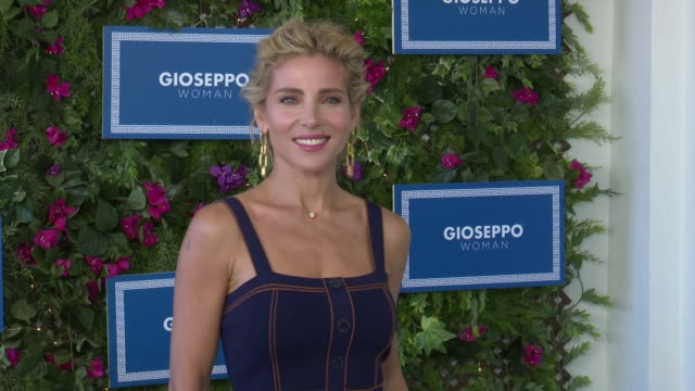 Elsa Pataky Presents Gioseppo New Spring Collection