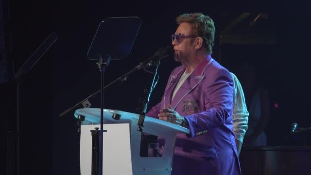 elton john david furnish at elton john aids foundation's midsummer party on july 24 2019 in antibes france - elton john stock videos & royalty-free footage