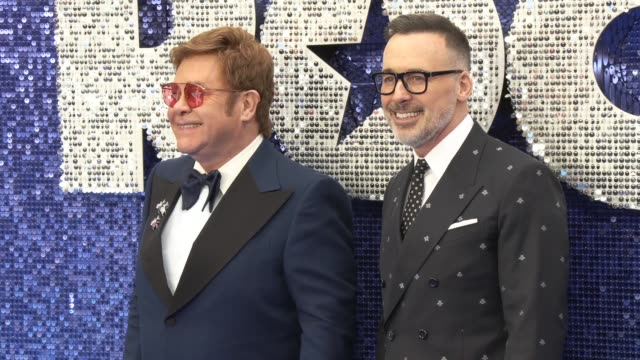 GBR: Rocketman UK Premiere