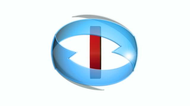 vídeos y material grabado en eventos de stock de dirección de correo electrónico - símbolo de arroba