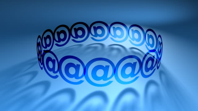 @ Email Graphics Circle Animation