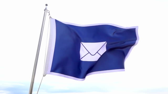 Email Icon Flag