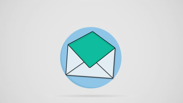 email newsletter - megaphone stock videos & royalty-free footage