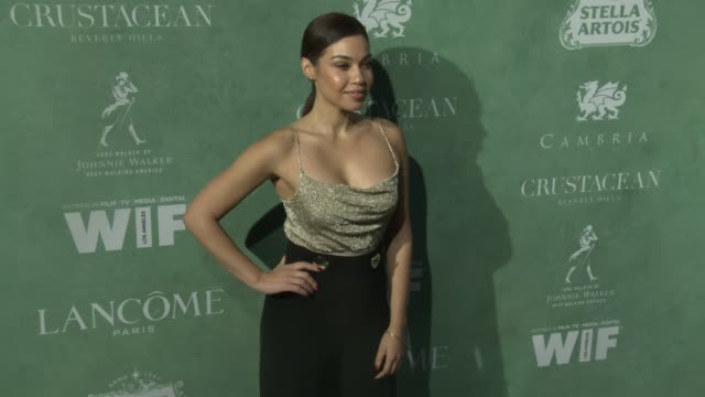 Eman at the 11th Annual Women In Film PreOscar Cocktail Party at Crustacean on March 02 2018 in Beverly Hills California