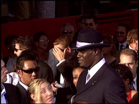 vidéos et rushes de emeka okafor at the 2004 espy awards at the kodak theatre in hollywood california on july 14 2004 - espy awards
