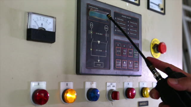 emergency electricity stop. - fire alarm stock videos & royalty-free footage