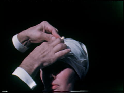 emergency first aid: a study in motion pictures to aid civil defense volunteers - 15 of 19 - see other clips from this shoot 2146 stock videos & royalty-free footage