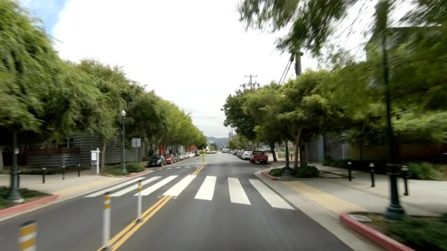 emeryville california iii synced series front view driving process plate - emeryville stock videos & royalty-free footage