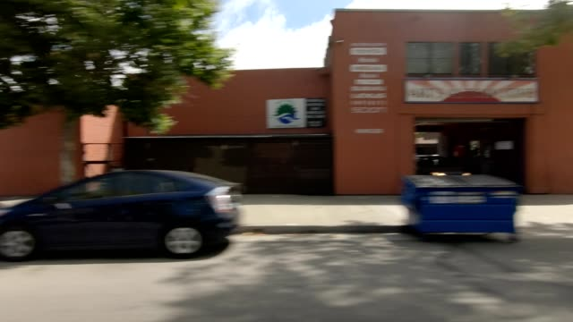 emeryville california v synced series right view driving process plate - emeryville stock videos & royalty-free footage