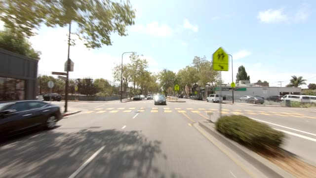 emeryville california viii synced series rear view driving process plate - emeryville stock videos & royalty-free footage