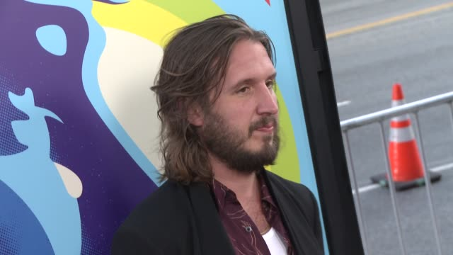 emile haynie at the love mercy los angeles premiere at ampas samuel goldwyn theater on june 02 2015 in beverly hills california - samuel goldwyn theater stock videos & royalty-free footage