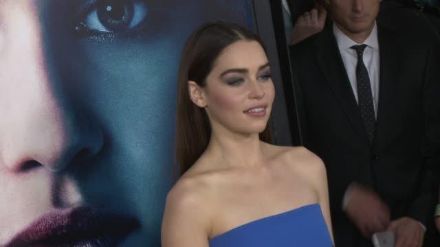 Emilia Clarke at Game of Thrones Season 3 Premiere on 3/18/13 in Los Angeles CA