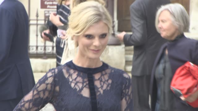 emilia fox at royal academy of arts summer exhibition preview party 2016 on june 7 2016 in london england - royal academy of arts stock videos & royalty-free footage