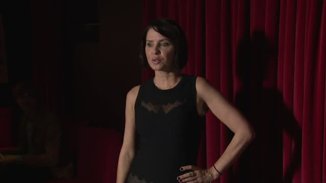 BROLL Emilie RichardFroozan Emma Comley Sadie Frost at Curzon Soho on September 01 2015 in London England