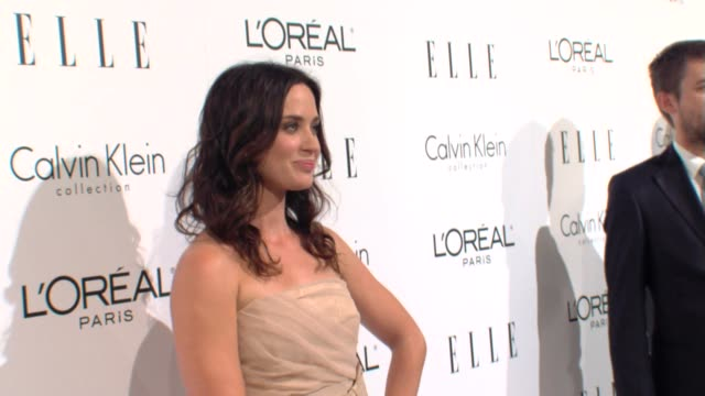 Emily Blunt at the ELLE's 16th Annual Women In Hollywood Tribute at Beverly Hills CA