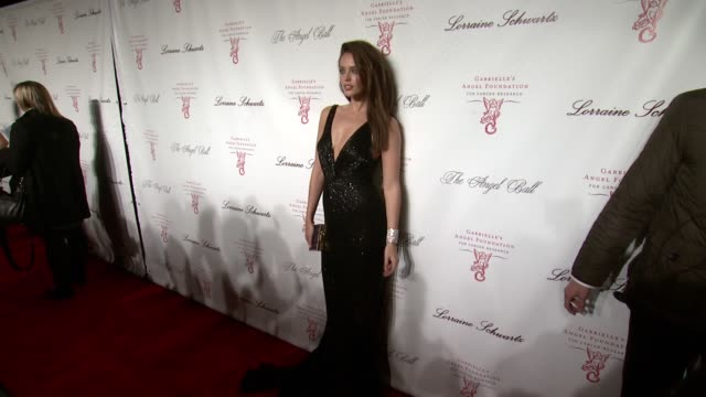 Emily DiDonato at Gabrielle's Angel Foundation Hosts Angel Ball 2013 at Cirpriani Wall Street on 10/29/13 in New York NY