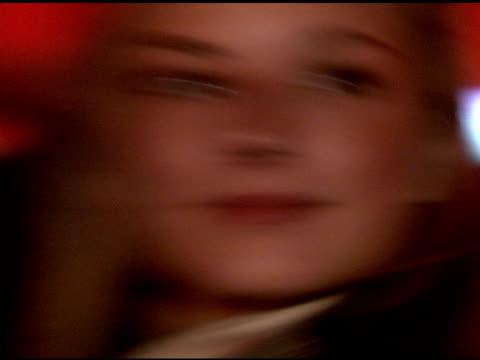 emily vancamp and matthew rhys at the motorola and nintendo present the motorola late night lounge at sundance 2008 at null in park city, utah on... - motorola stock videos & royalty-free footage