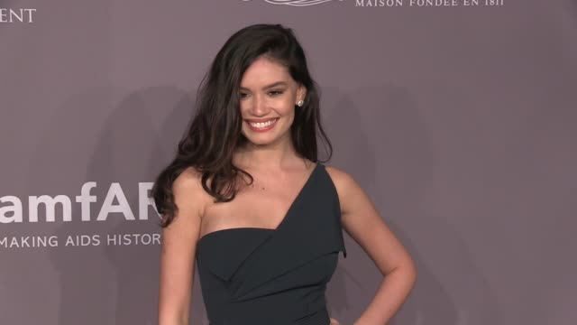 emir bahadir pamela lima anne de paula and more on the red carpet of the 2018 amfar gala new york at cipriani wall street new york city ny usa on... - amfar stock videos & royalty-free footage