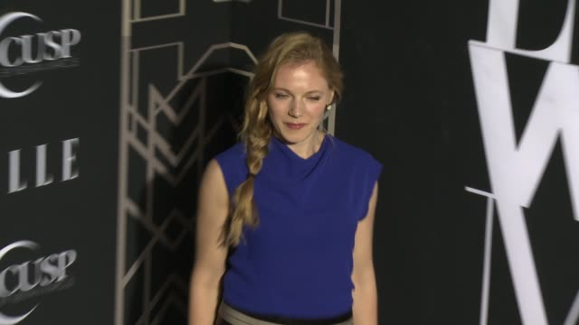 emma bell at 5th annual elle women in music celebration presented by cusp by neiman marcus at avalon on april 22, 2014 in hollywood, california. - neiman marcus stock videos & royalty-free footage