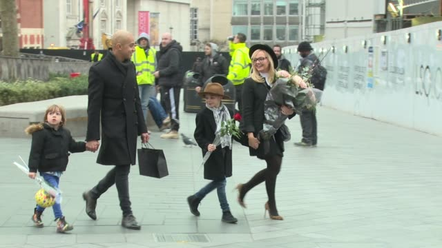 Emma Bunton on January 21 2016 in London England