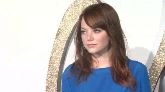 Emma Stone at the Chloe Los Angeles Boutique Opening Celebration at Los Angeles CA