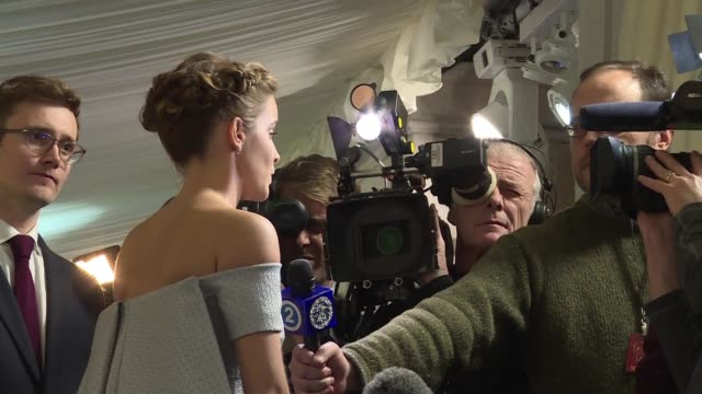 emma watson, dan stevens emma thompson and ian mckellen walk the red carpet in london for beauty and the beast the live action remake of the disney... - ian mckellen stock videos & royalty-free footage