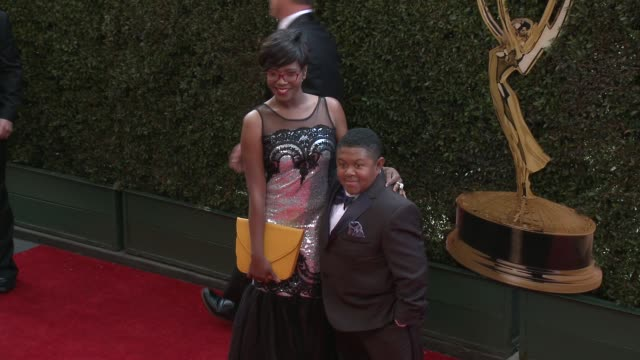Emmanuel Lewis at the 43rd Annual Daytime Creative Arts Emmy Awards at Westin Bonaventure Hotel on April 29 2016 in Los Angeles California