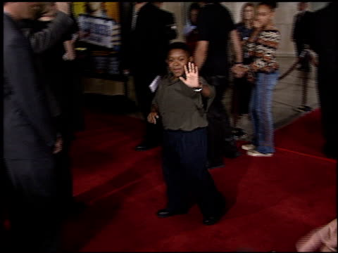 emmanuel lewis at the 'dickie roberts: former child star' premiere at the cinerama dome at arclight cinemas in hollywood, california on september 3,... - arclight cinemas hollywood stock videos & royalty-free footage