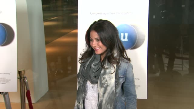 Emmanuelle Chriqui at the Fed Up Los Angeles Premiere at Pacific Design Center on May 08 2014 in West Hollywood California