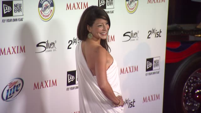 Emmanuelle Vaugier at the 2011 Maxim Hot 100 Party With New Era Miller Lite 2ist And Silver Jeans Co at Hollywood CA