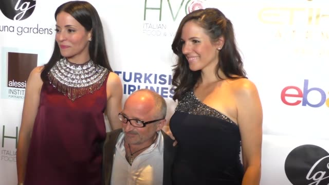 Emmanuelle Vaugier Richard Howland and Anna Silk at the 6th Annual Face Forward Gala at the Millennium Biltmore Hotel Los Angeles at Celebrity...