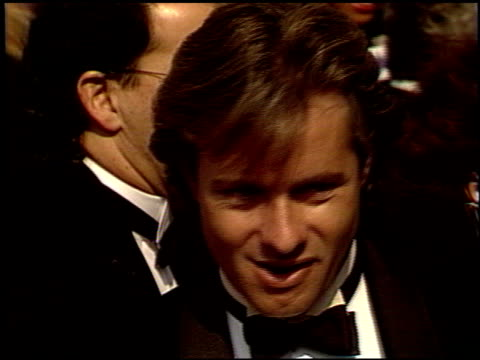 emmy awards outside 1988 at the 1988 emmy awards outside at the pasadena civic auditorium in pasadena california on august 27 1988 - pasadena civic auditorium stock videos and b-roll footage