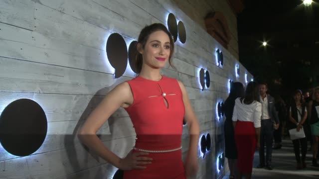 Emmy Rossum at go90 gives VIP Sneak Peek of new Social Media Entertainment Platform in Los Angeles CA