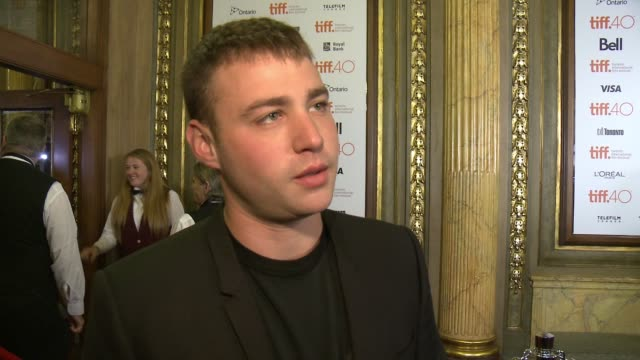 INTERVIEW Emory Cohen on what makes this story special the challenge of playing a character that is so similar to himself and how it feels to be back...